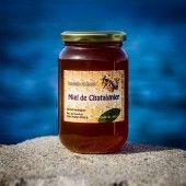 #Miel #Châtaignier #honey #France #Food