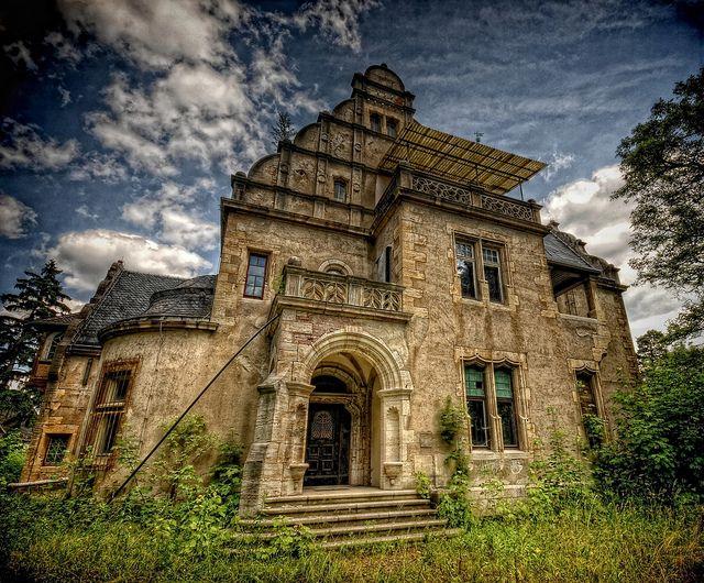 The Auerbach Mansion Villa Auerbach Saalfeld Thuringia