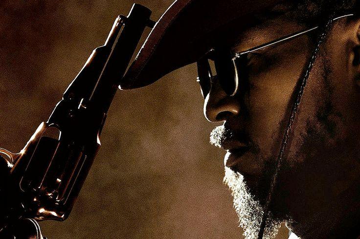 DJANGO UNCHAINED | Io conto sei colpi, negro (Stephen). Io conto due pistole, negro (Django).
