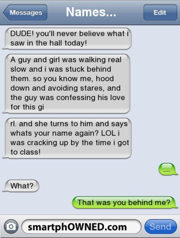 Page 4 - Sad Text Messages - SmartphOWNED