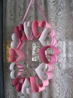 Valentine's Heart Craft