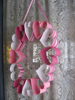 Valentine's craft...