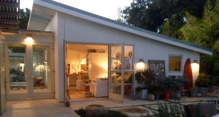 mid century modern in Santa Barbara, California