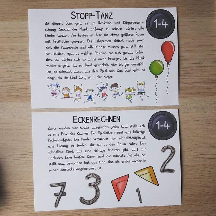 Fräulein Grundschullehrerin (@materialstuebchen) • Instagram-Fotos und -Videos – Netti
