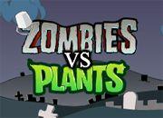 Zombies vs Plants Pacman | Fab juegos online gratis