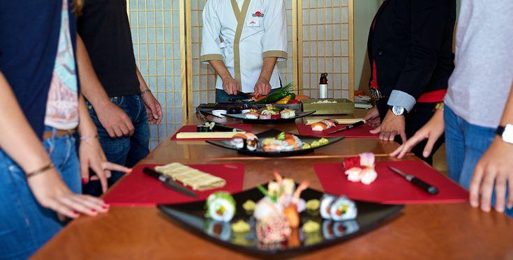 Sushi Kochkurs in Mannheim Baden-Württemberg #Kochkurse #Kochschule #erlebniskochen