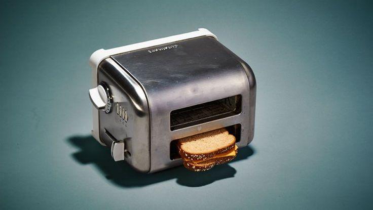 4 Snel en eenvoudig biologische maaltijden aan te maken in een Broodrooster