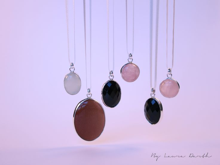 Silver pendants By Laura Darth #bylauradarth