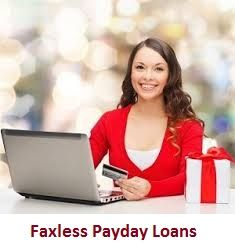 #FaxlessPaydayLoans arrange advance cash assistance in borrower's emergency. Availing for these financial services they don't need to fax any precious property documents prior to approval. An amount ranging from $100 to $1000 can be gained before their upcoming paycheck. www.instantcashloans.ca