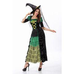 Elegant Long Halloween Costume LB2405