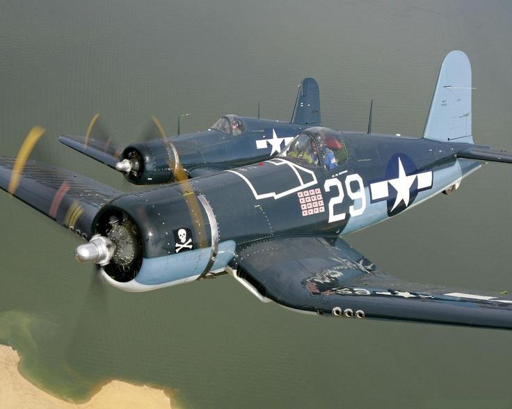 Corsair Flight