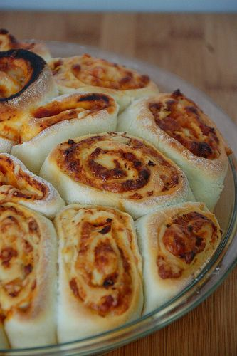 Pizza Roll Pizza