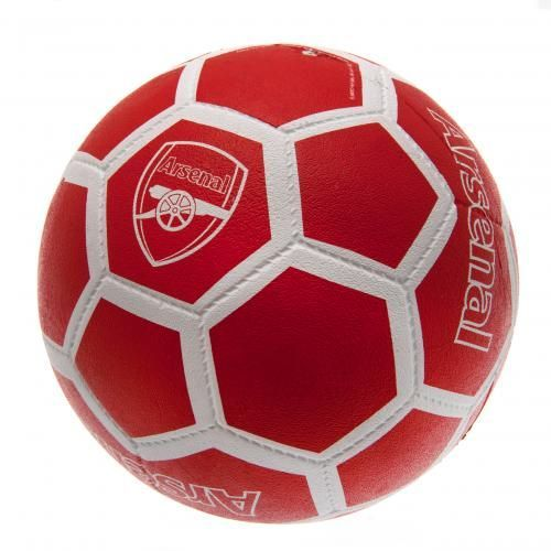 All surface Arsenal football in club colours and featuring the club crest. Can be used on concrete, astroturf and grass. FREE DELIVERY on all of our gifts