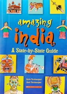 We like this book to get a quick idea about all of the Indian states. Recommended.