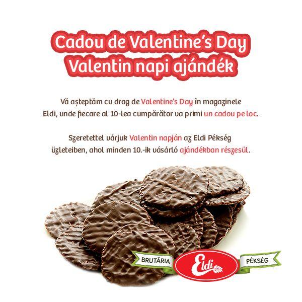 Valentine's la Eldi