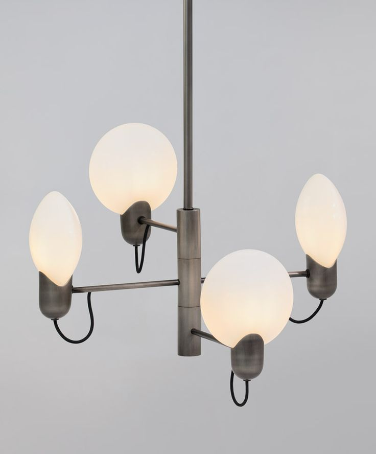 Jennifer Hang Light Fixture From The Urban Electric Co