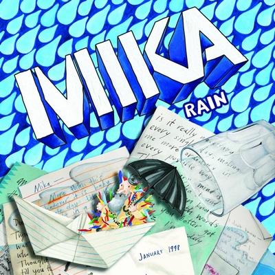 artwork for Mika's Rain single