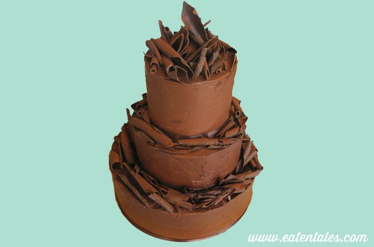 Our favourite cake is our wedding cake:- a Mexican chocolate cake, made from an age old recipe using 70% cocoa solids Belgian couverture chocolate and has a Coffee Anglaise. You can order this cake from Josophan's – Fine Chocolate, which is nestled in the heart of bustling Leura Mall in the beautiful Blue Mountains NSW Australia. This cake was very moist and rich. The quality of the chocolate was so good you could really appreciate that. Much better than Lindt chocolate cake any day.