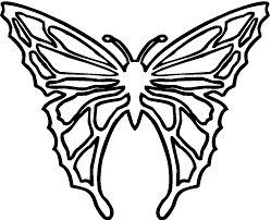 Картинки по запросу butterfly template printable