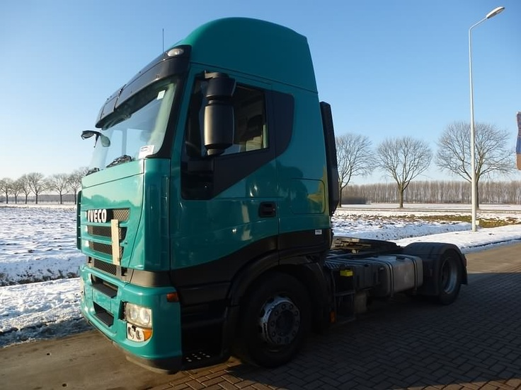 For sale: Used and second hand - Tractor unit IVECO AS440S45