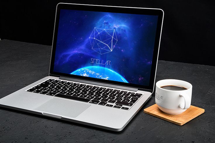 Original Mockups - MacBook Pro Retina 13 Mockup 02