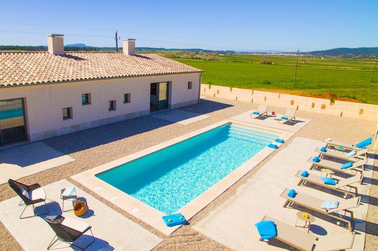 Die hochwertige, moderne Ausstattung der Finca Estrella wird Ihnen gefallen, wenn Sie den perfekten Ort für einen komfortablen Urlaub auf Mallorca suchen.