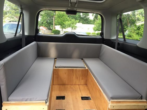 Honda Element Conversion >> 22 best Honda Element Camper images on Pinterest | Honda element camper, Caravan and Micro campers