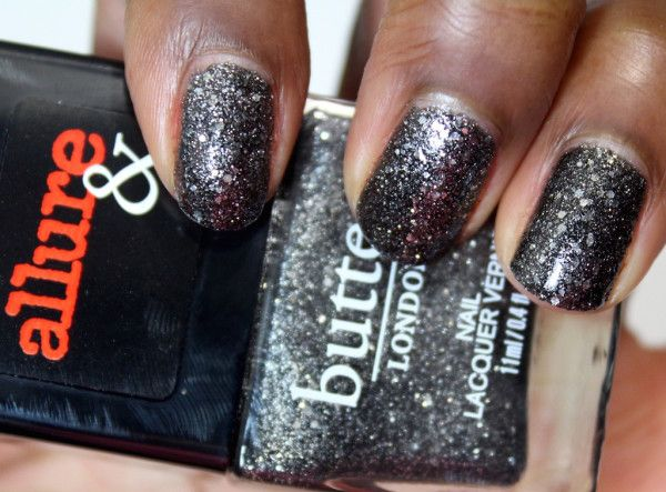 Allure and Butter London Arm Candy Nail Polish Collection | Disco Nap #bLxAllure