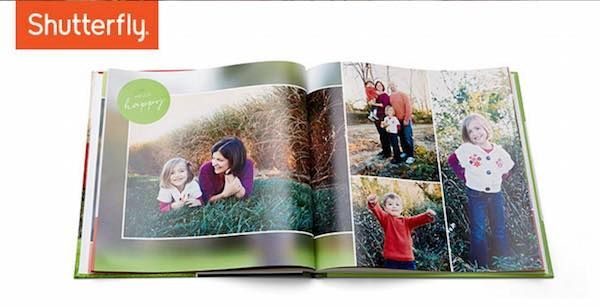 Check out this deal at Shutterfly! Score a FREE 20 Page 8″x8″ Hardcover Book! Just pay shipping! Use promo code SPRINGONIT! If you want a larger size, the promo code will give you a $29.99 credit towards whatever you want! Shop now!