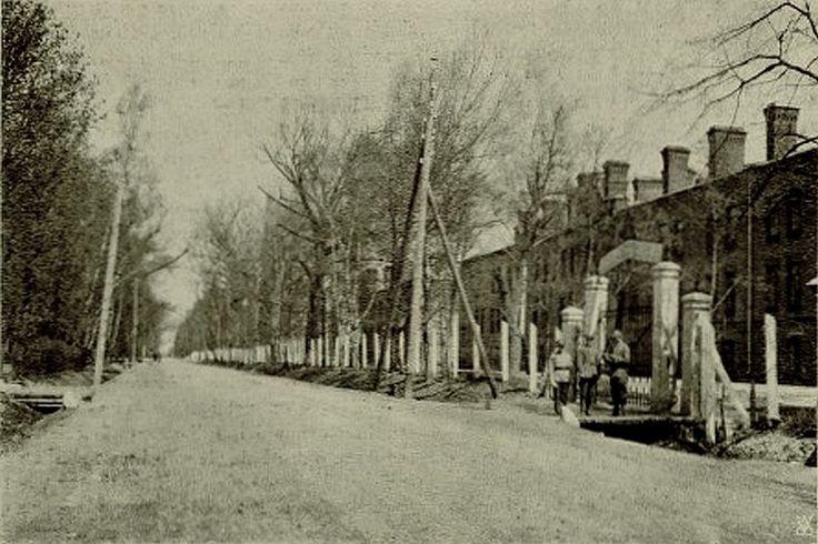 Szkoła Podchorążych Rezerwy Piechoty, Zambrów - 1927 rok, stare zdjęcia