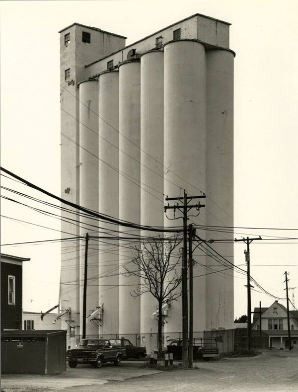 The Milanese. » Bernd and Hilla Becher: Getreidesilos (Grain Elevators), Limited Edition with Print, 2006.  Art Experience NYC  www.artexperiencenyc.com/social_login/?utm_source=pinterest_medium=pins_content=pinterest_pins_campaign=pinterest_initial