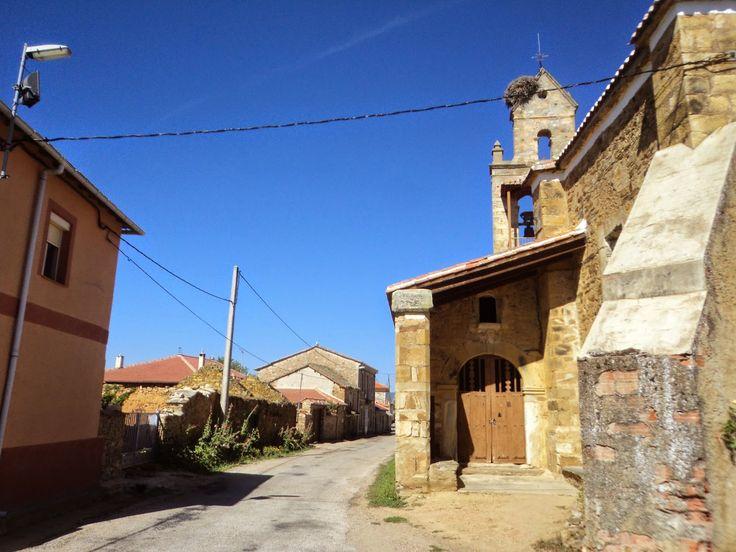El Ganso, León, Camino de Santiago