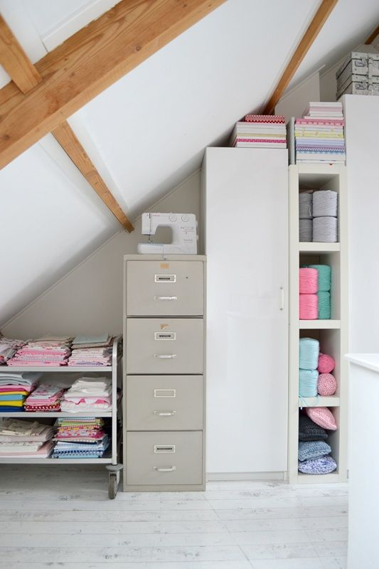 1000 Images About Attic Storage Solutions On Pinterest