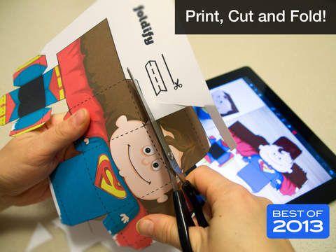 Foldify - Create, Print, Fold! by Pixle
