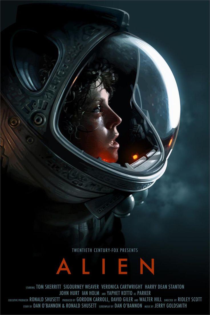Alien 1979 Movie Review