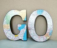 world.: Idea, Inspiration, Maps, Jesus, One Word, Wooden Letters, Travel Wall, Crafts, Woods Letters