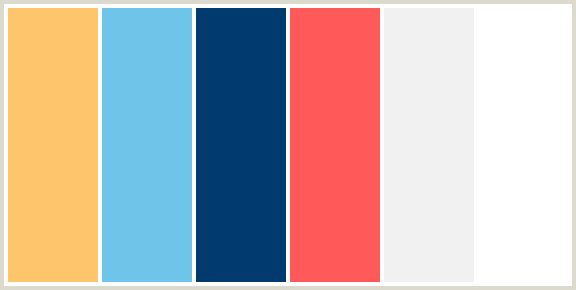 color combination tags BLUE, GRAY, GREY, KOROMIKO, LIGHT BLUE, MIDNIGHT BLUE, ORANGE, PERSIMMON, RED, REGAL BLUE, SEASHELL, SKY BLUE, TEAL, WHITE.