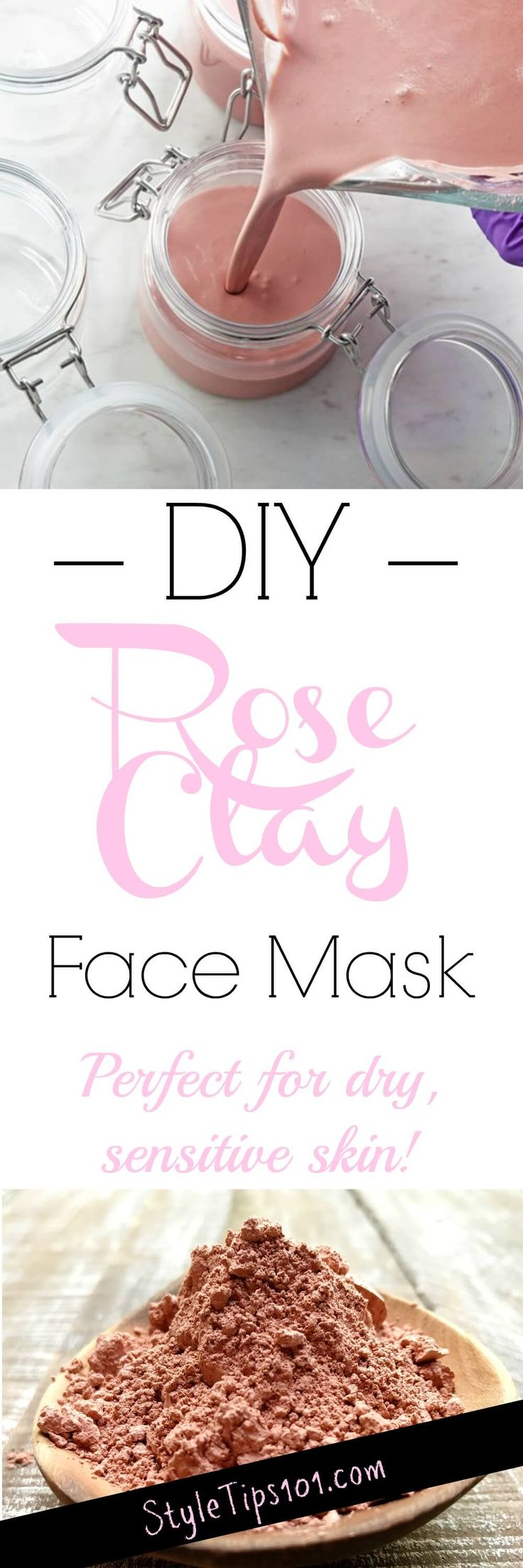 best 25+ rose clay ideas on pinterest | homemade scrub for face