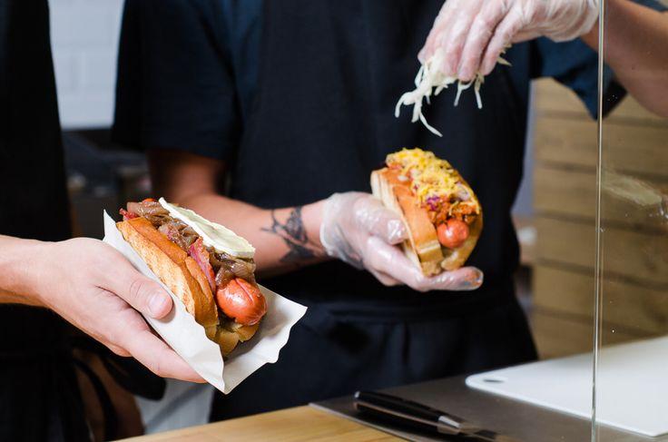 hot-dog Extravirgin