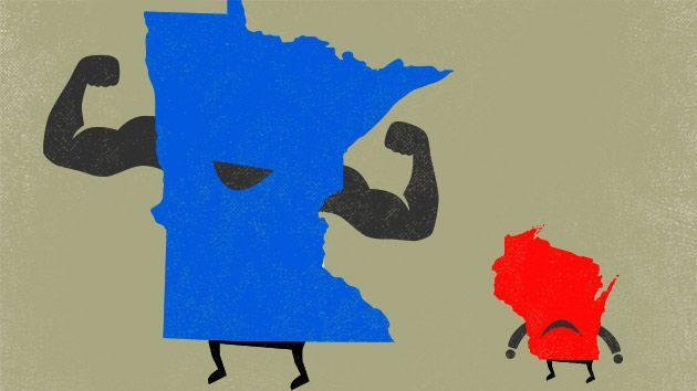 The Unnatural: How Mark Dayton Bested Scott Walker—and Became the Most Successful Governor in the Country | Mother Jones