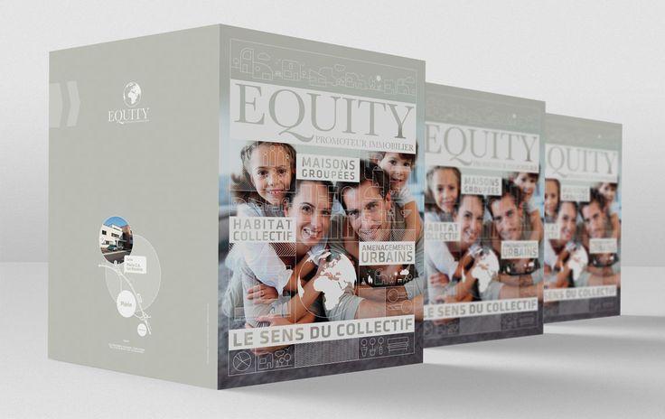 Equity - Promoteur immobilier - plaquette