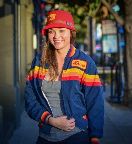 Bart Bridge ~ Products ~ 49ers Jacket ~ Shopify