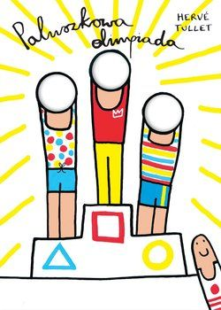 Paluszkowa olimpiada - Tullet Herve | Książki empik.com