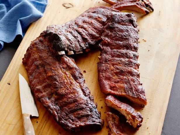 Barbecue St. Louis Pork Ribs : Recipes : Cooking Channel Recipe    Alton Brown    Cooking Channel