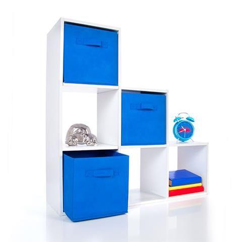 Children's 6 Cube Storage Unit | Kmart