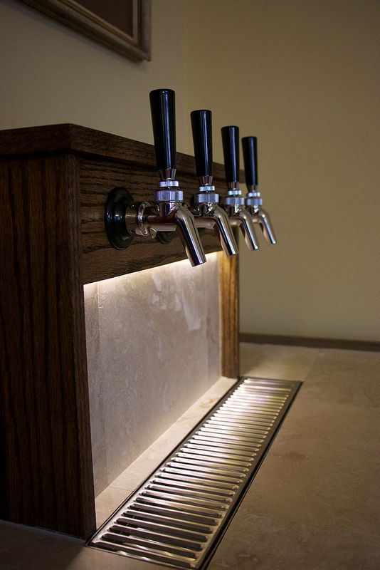 Best Home Brew Images On Pinterest Bar Ideas Kegerators And