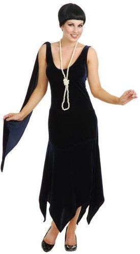 incharacter costumes llc womens flirty flapper costume Lowest prices on sexy costumes, sexy lingerie california costume collection women's fashion flapper (black) adult costume $4241 $2048.