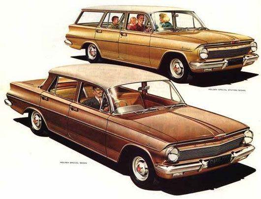 Holden classics