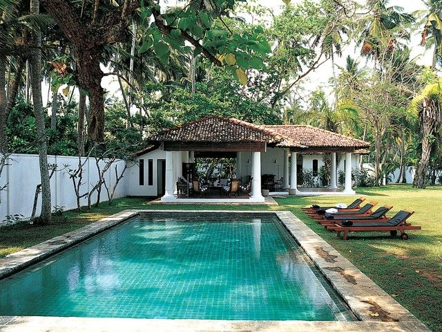 If Villa Thalpe Galle Sri lanka - for when the sea is too rough