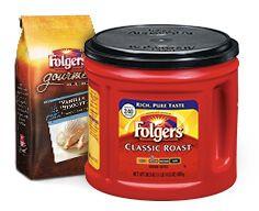Coffees – Folgers Coffee